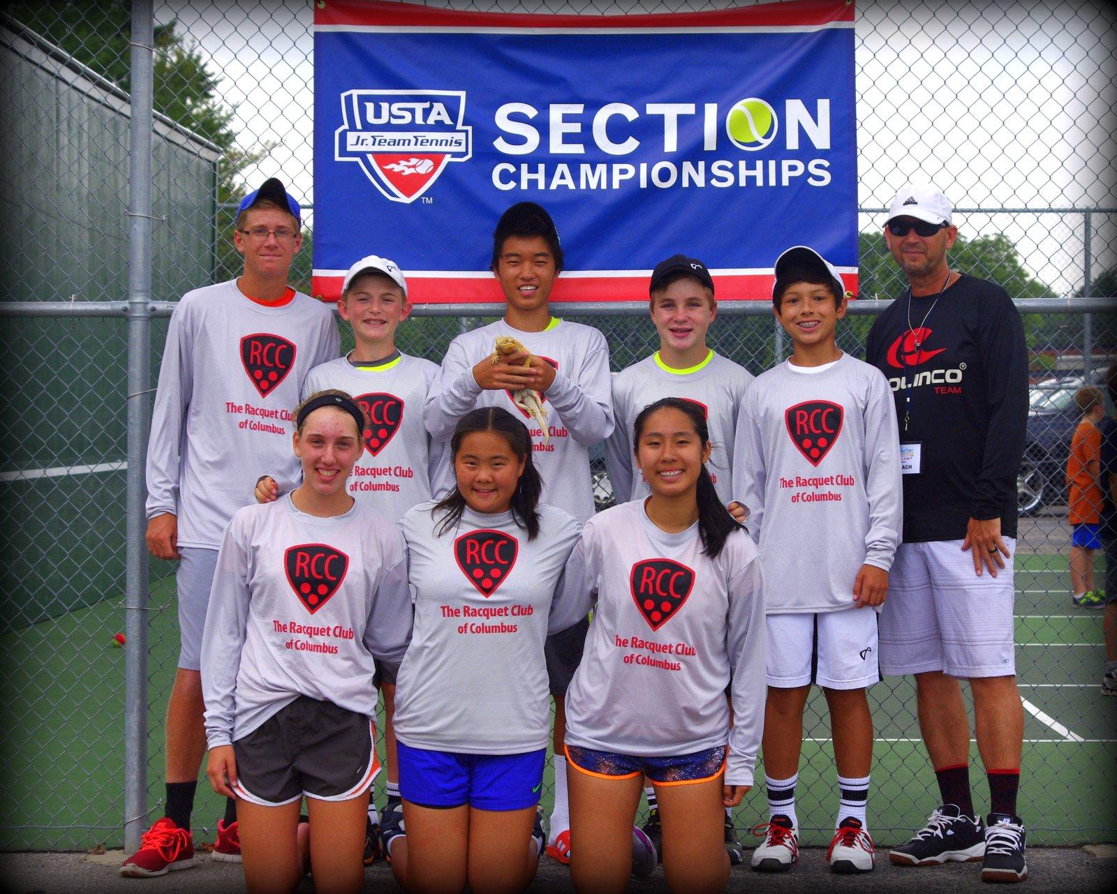 14s Adv Three-Peat Midwest Champions