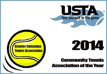 GCTA Awarded Community Tennis Association of the Year by USTA