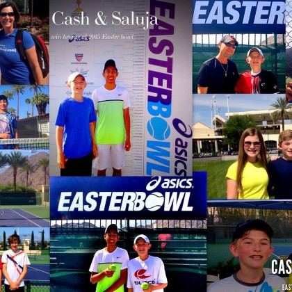 Easter Bowl Doubles Bronze Ball
