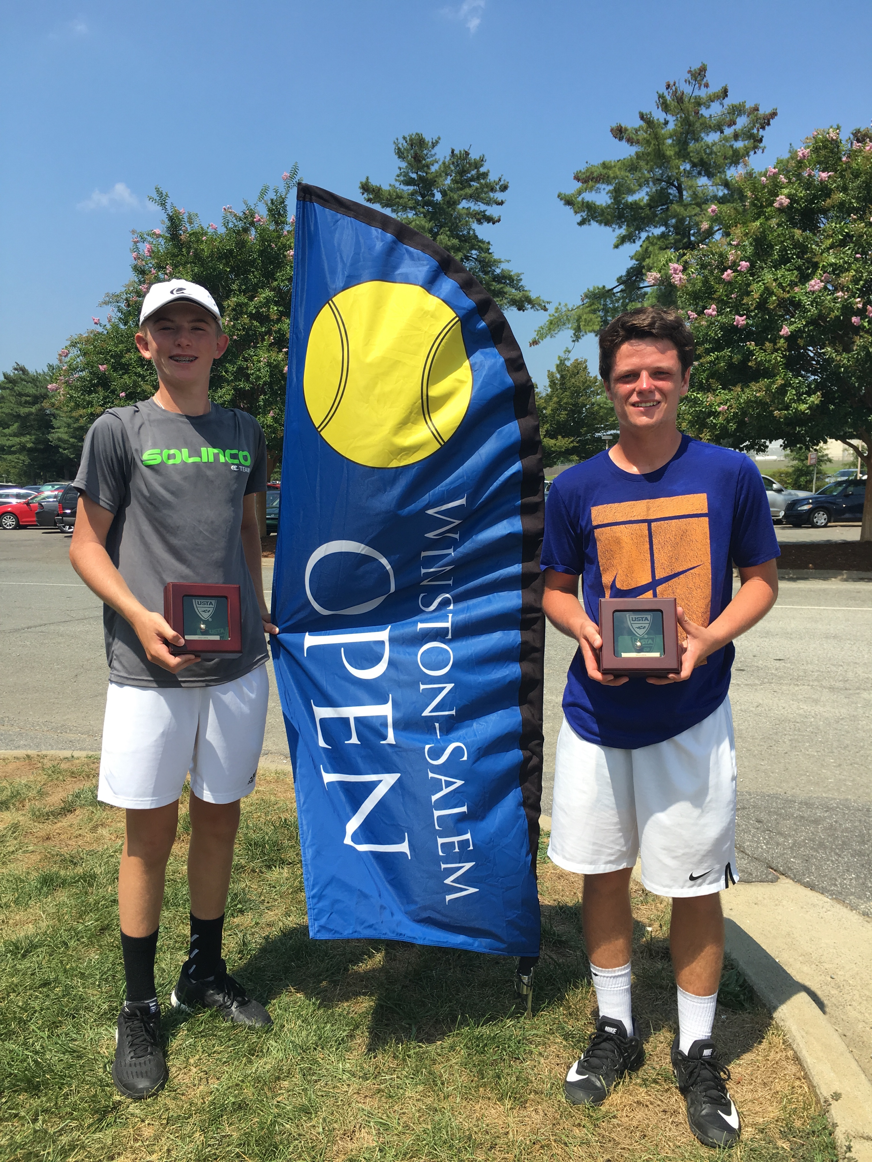 National Doubles Champion
