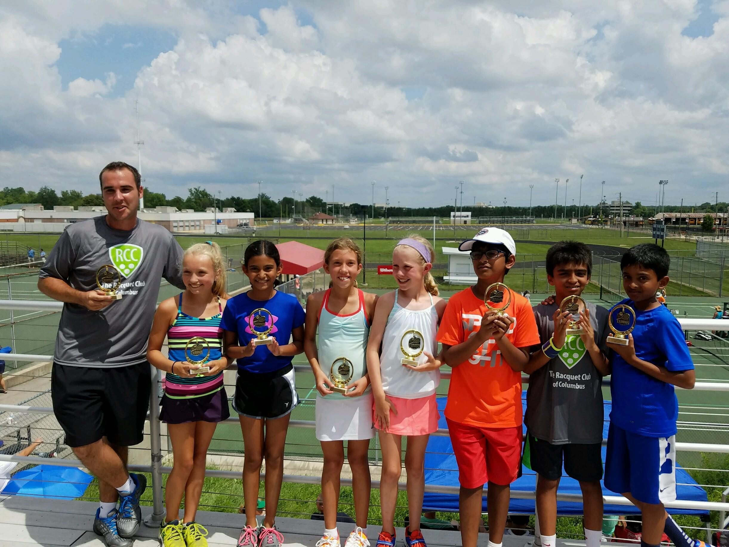 RCC 10s Team Tennis Midwest Championships