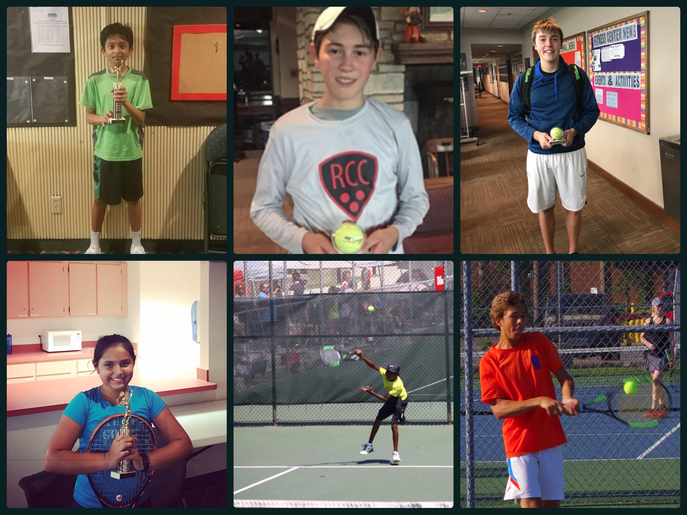 November Tournament Champions