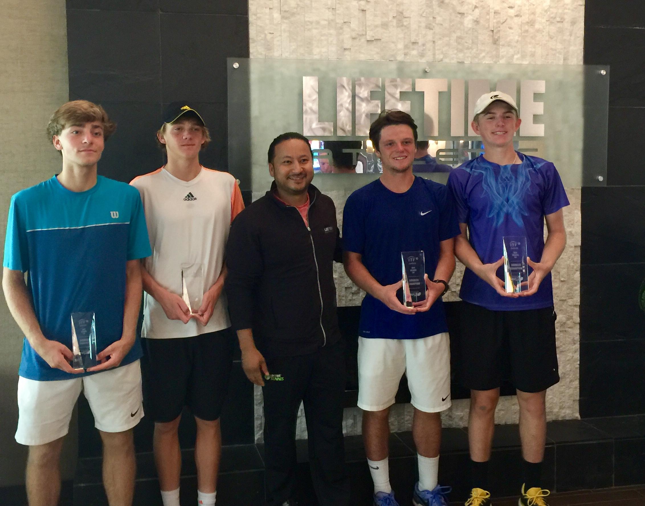 ITF Doubles Champion