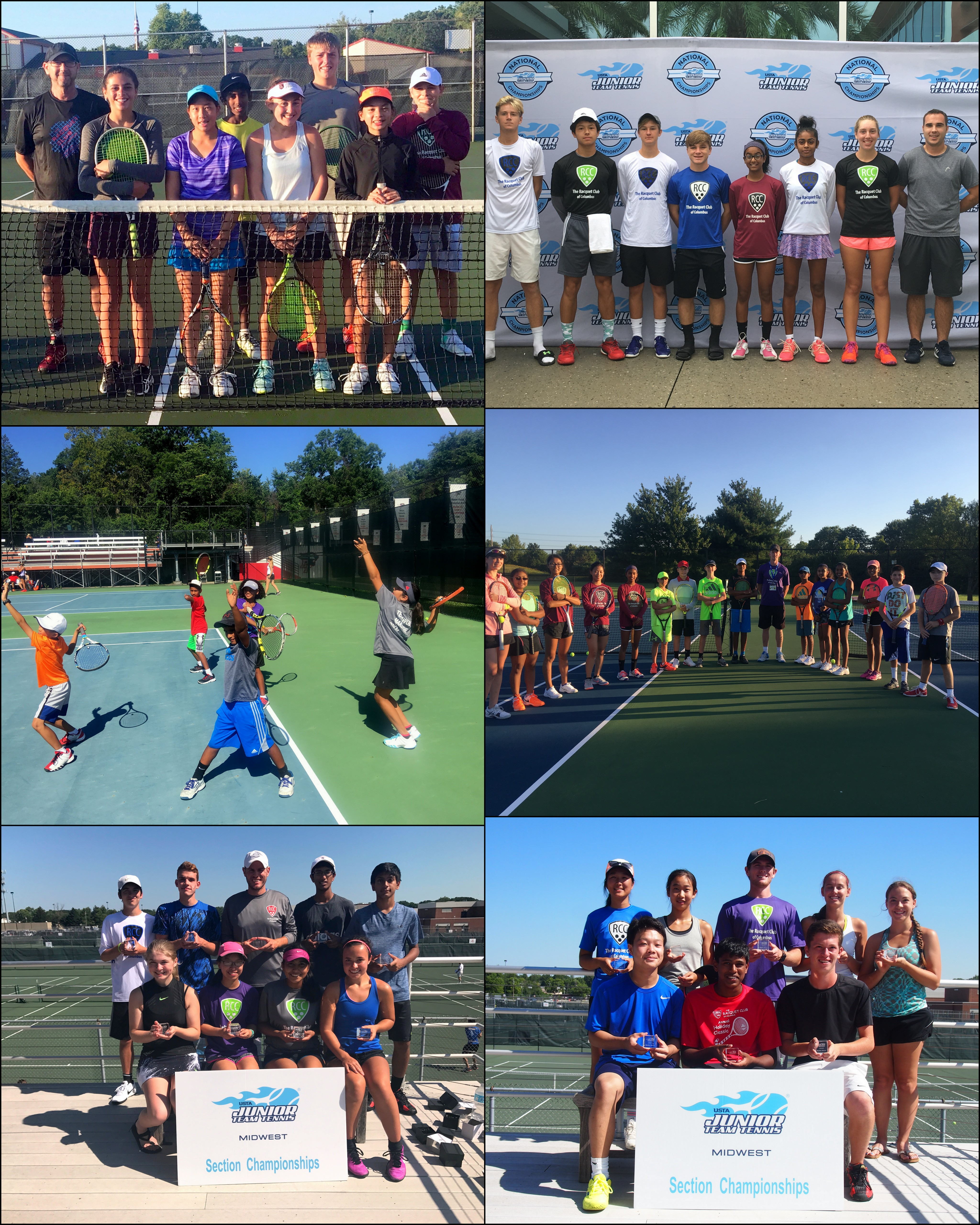 Junior Team Tennis 2018